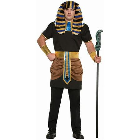 Halloween Pharaoh Adult Costume - Pharoh Costume