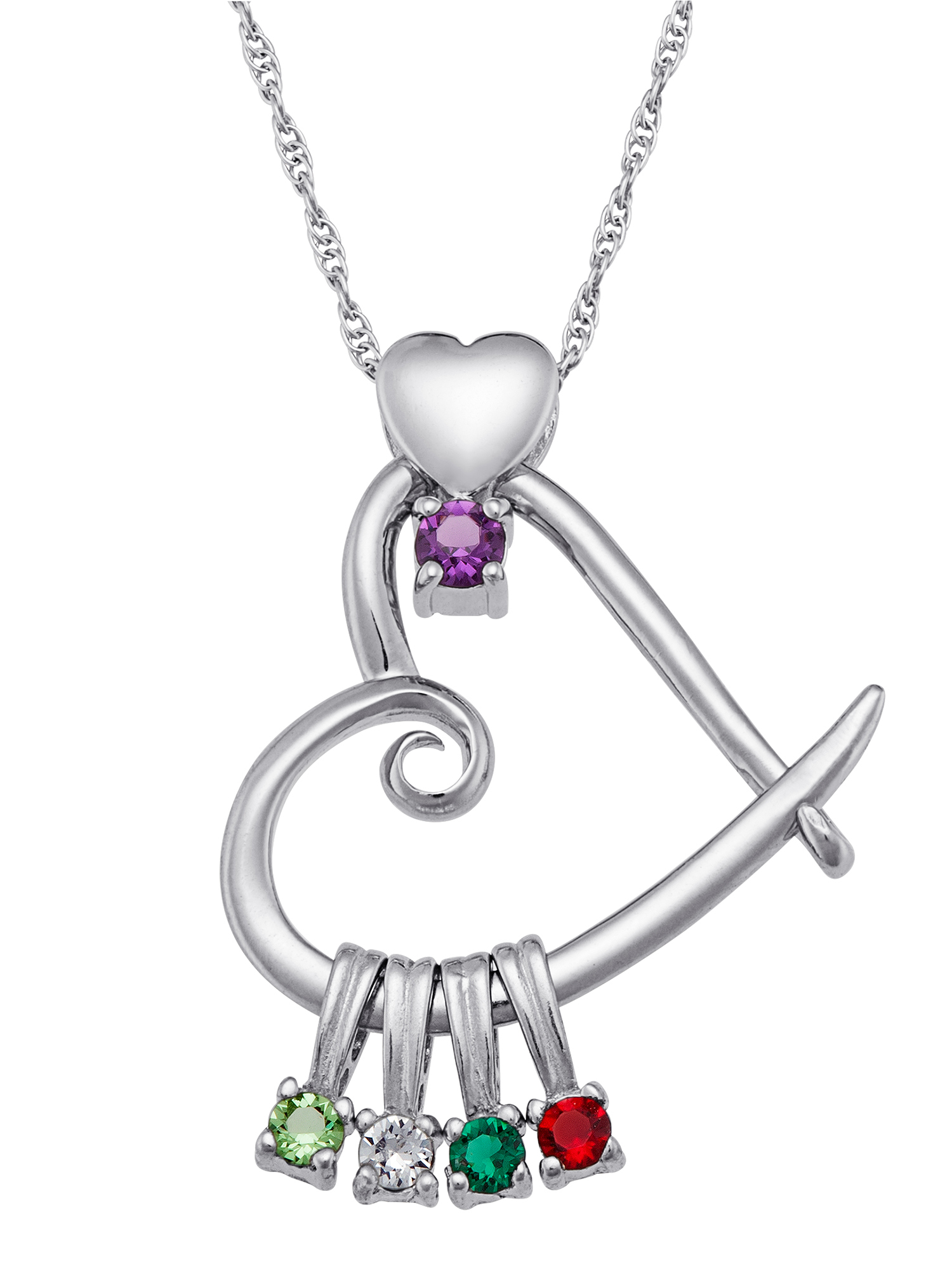 listing fullxfull for grandkid in silver gigi s best ever day necklace birthstone gift il mother rcnq zoom
