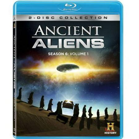 Ancient Aliens  Season 6   Volume 1  Blu Ray
