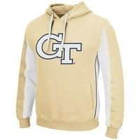 "Georgia Tech Yellowjackets NCAA ""Thriller 2"" Men's Pullover Hooded Sweatshirt"