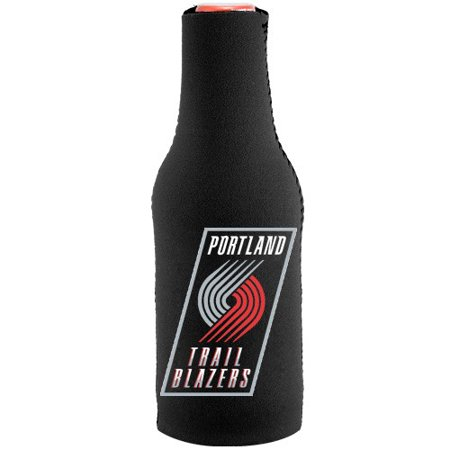 Trail Blazers Halloween (Portland Trail Blazers Black 12oz. Bottle Cooler - No)