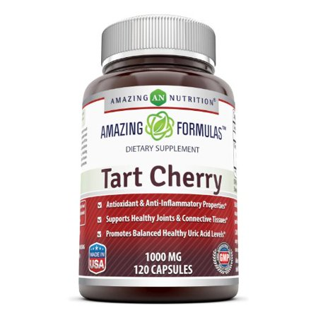 Amazing Formulas Tart Cherry 1000 Mg 120 Capsules