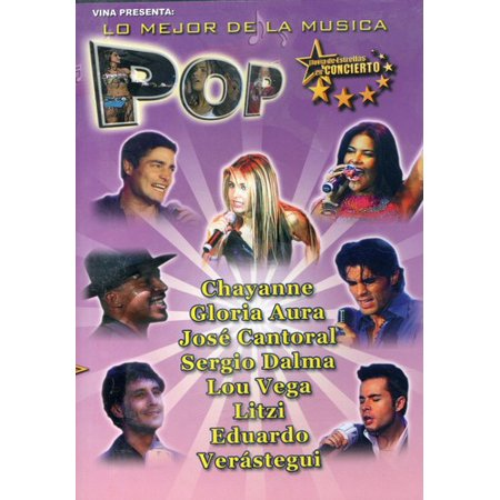 Mejor De La Musica Pop, Vol. 228 (DVD) - Halloween De Musica