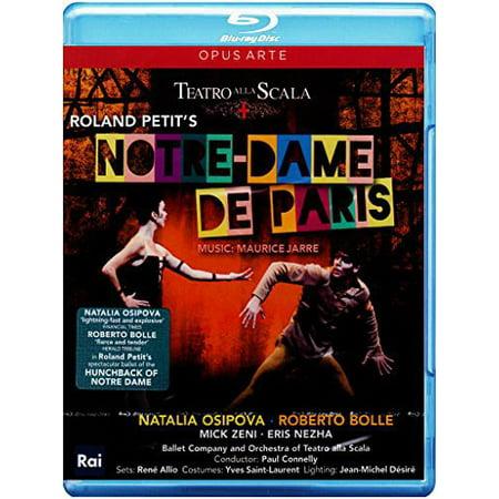 Roland Petit's Notre Dame de Paris (Blu-ray) Paris Notre Dame