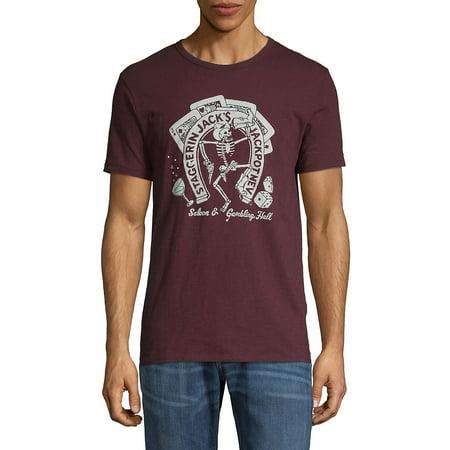 Graphic Short-Sleeve Tee Lucky 3 T-shirt