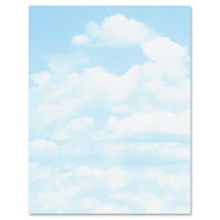 Geographics GEO46887S Clouds Design Printable - Cloud Paper