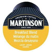 Martinson Breakfast Blend Coffee - 48 Single Serving K-Cups
