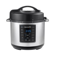 Crock-Pot 6-Quart 8-in-1 Programmable Slow Cooker