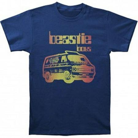 BEASTIE BOYS Van Art Logo T-Shirt
