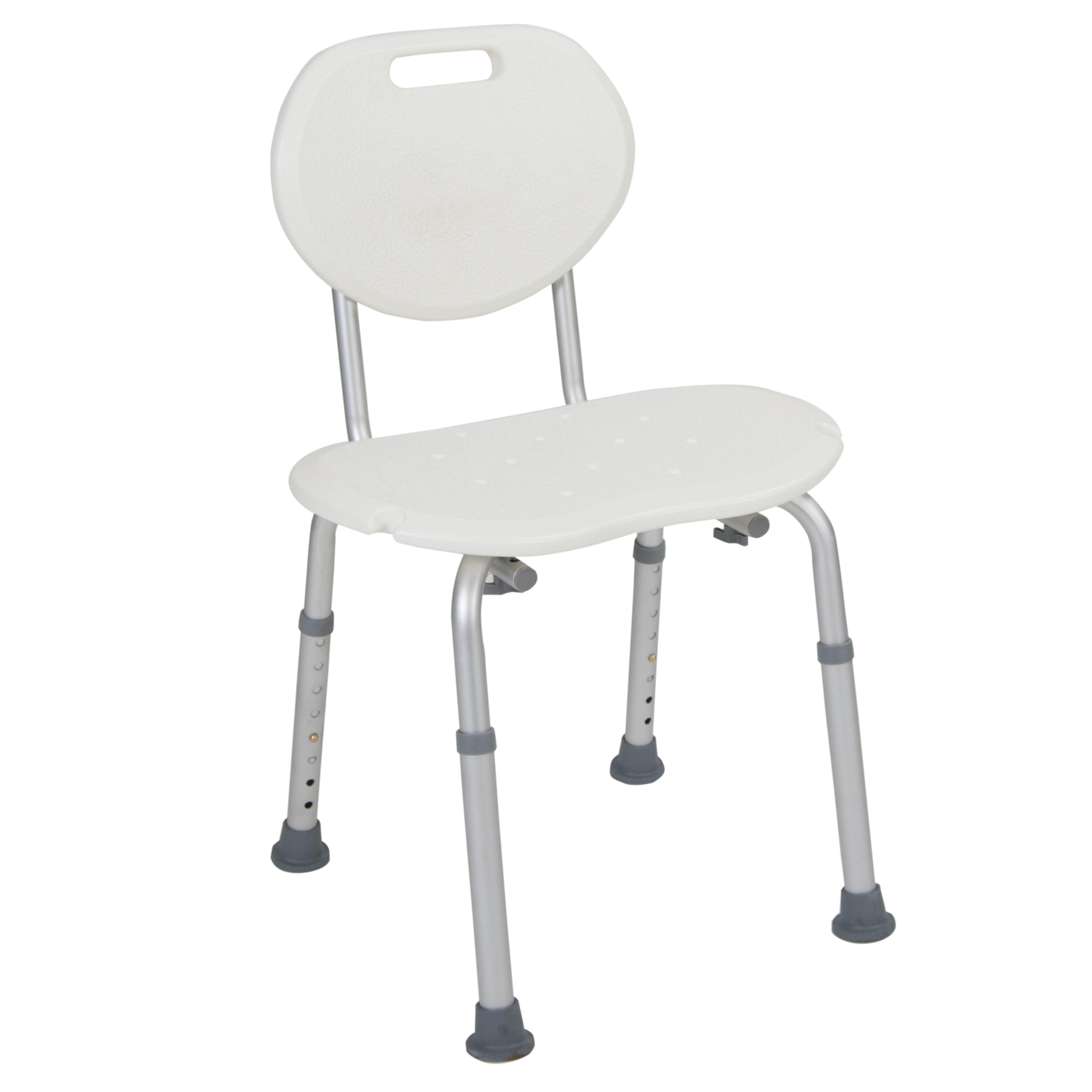 Drive Medical Bath Seat with Oval Back - Walmart.com