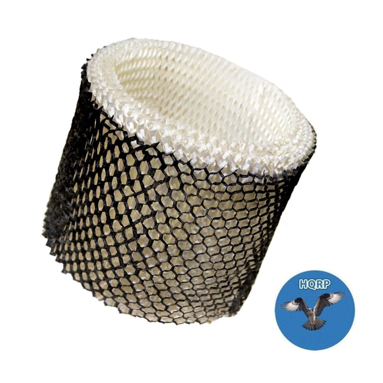HQRP Wick Filter for Honeywell HC-888 HC-888N Filter C HCM-890 HCM-890B HCM-890C HEV320 HEV320B HEV320W HCM-890-20 HCM-890LTG HCM-890MTG HCM-890LWS Humidifiers + HQRP Coaster