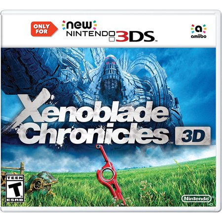 Xenoblade Chronicles 3D (New 3DS Family Only), Nintendo, Nintendo 3DS, [Digital Download], (Xenoblade Chronicles X Best Division)