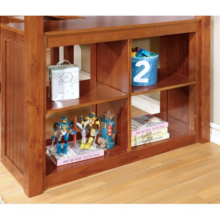 Furniture of America Percy Twin Loft Bed with Desk, Multiple Colors