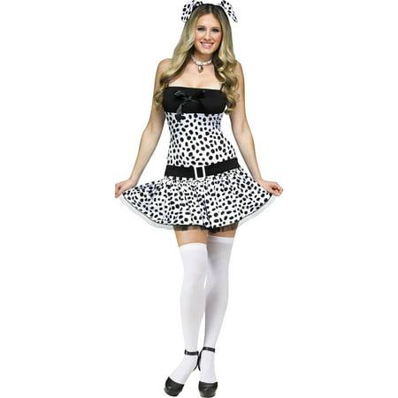 Dalmatian Women's Adult Halloween Costume