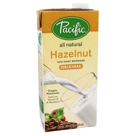 Pacific Foods   All Natural Hazelnut Milk Original   32 Oz Pack Of 12