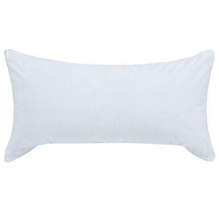 Mainstays Memory Foam Cluster Pillow with Cover in Multiple Sizes