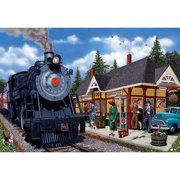 Kirkland Lake Station Puzzle