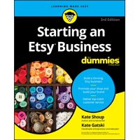 For Dummies: Starting an Etsy Business for Dummies (Paperback)