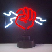 Neonetics Business Signs Fist with Lightning Neon Sign