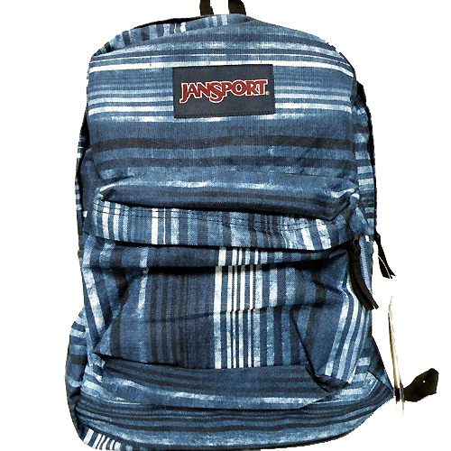 Classic SUPERBREAK BACKPACK - Multi Variegated Stripe