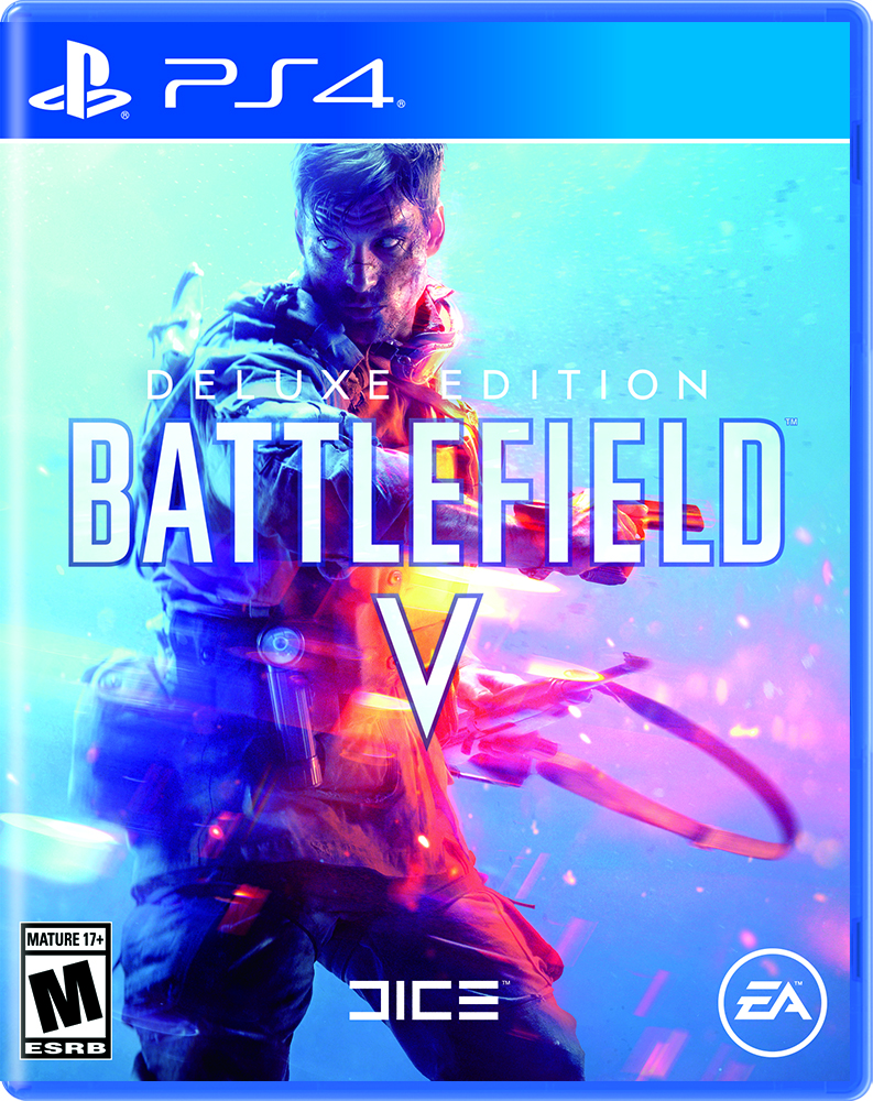 Battlefield V: Deluxe Edition - PlayStation 4