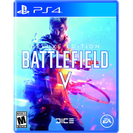 Battlefield V Deluxe Edition, Electronic Arts, PlayStation 4, 014633739176