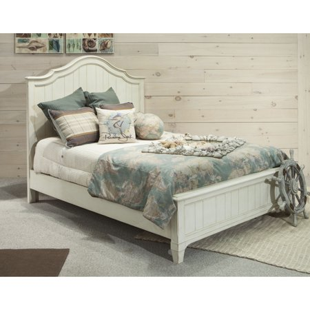 Panama Jack Millbrook Buttermilk Panel Bed King Panel Bed ...