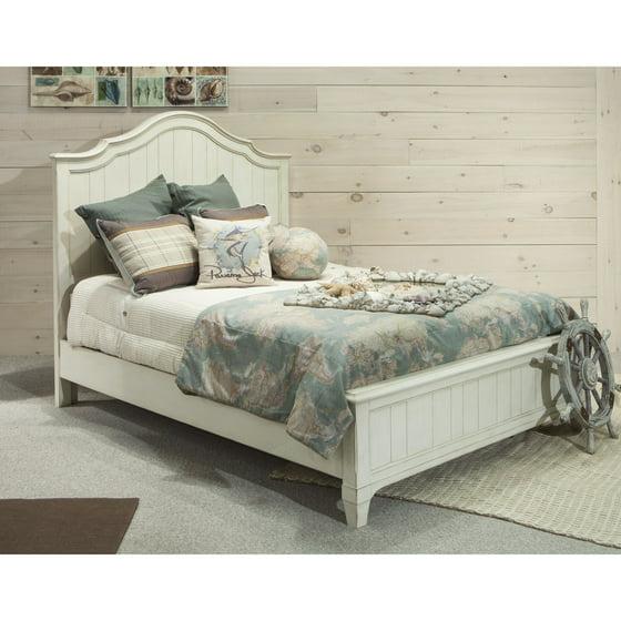 Panama Jack Millbrook Buttermilk Panel Bed King Panel Bed ...