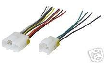 stereo wire harness nissan maxima 92 93 94 car radio wiring rh walmart com 2000 Maxima Transmission Wiring Harness Wiring Harness Adapter