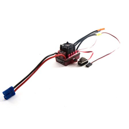 Brushless Esc Programming Card - Dynamite S2600 Fuze 70A Sensorless Brushless ESC Waterproof V2