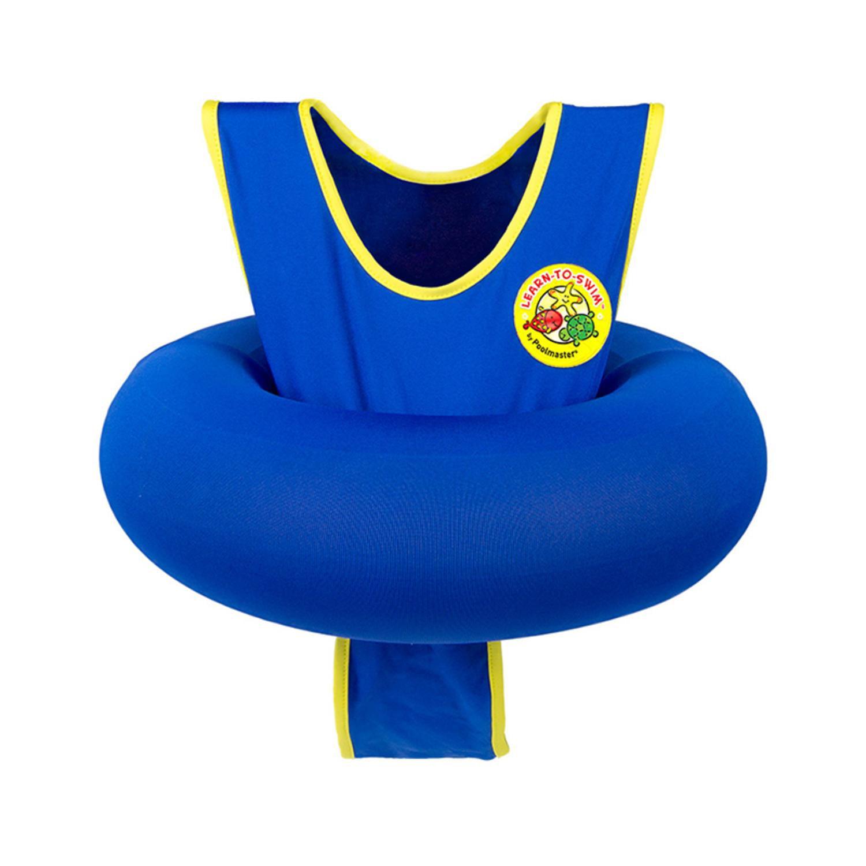Blue Learn to Swim Children's Swimming Beginner Tube Trainer