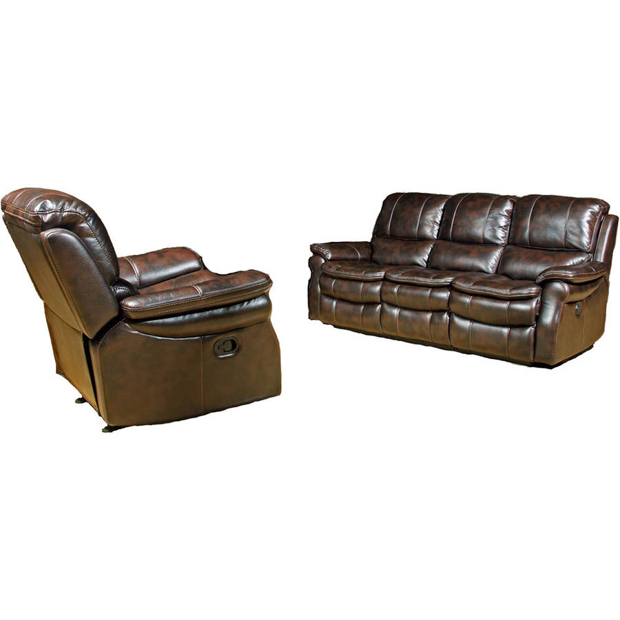 Hanover Napa 2-Piece Set: Reclining Sofa and Power Recliner