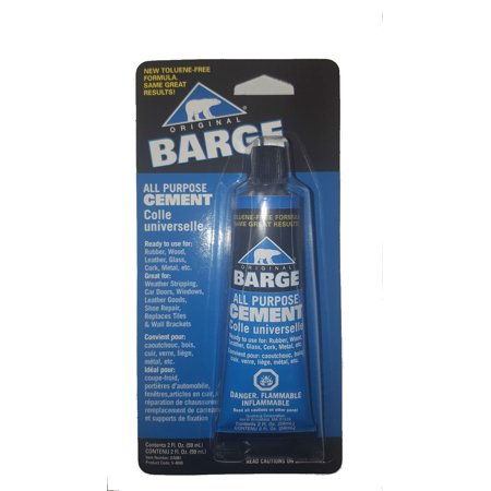 Barge All Purpose Cement Leather Rubber Wood Glass Glue 3/4