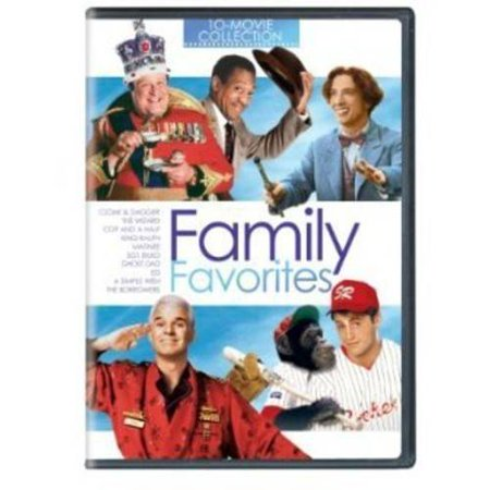 Family Favorites: 10-Movie Collection (DVD)
