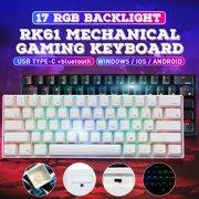Best Mini Mechanical Keyboards - OUSGAR Mini 60% Mechanical Gaming Keyboard 61 Keys Review