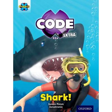 Project X Code Extra : Green Book Band, Oxford Level 5: Shark Dive: Shark!](Shark Promo Code)