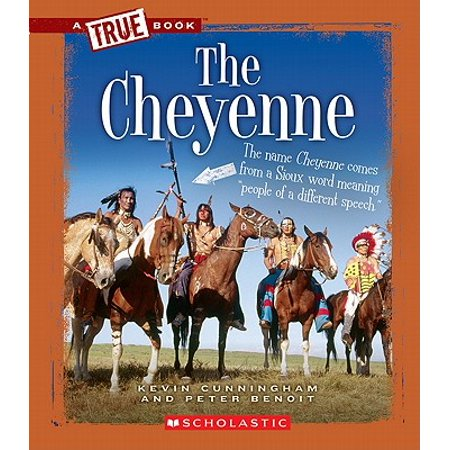 True Books: American Indians (Hardcover): The Cheyenne (Hardcover) - Party America Cheyenne