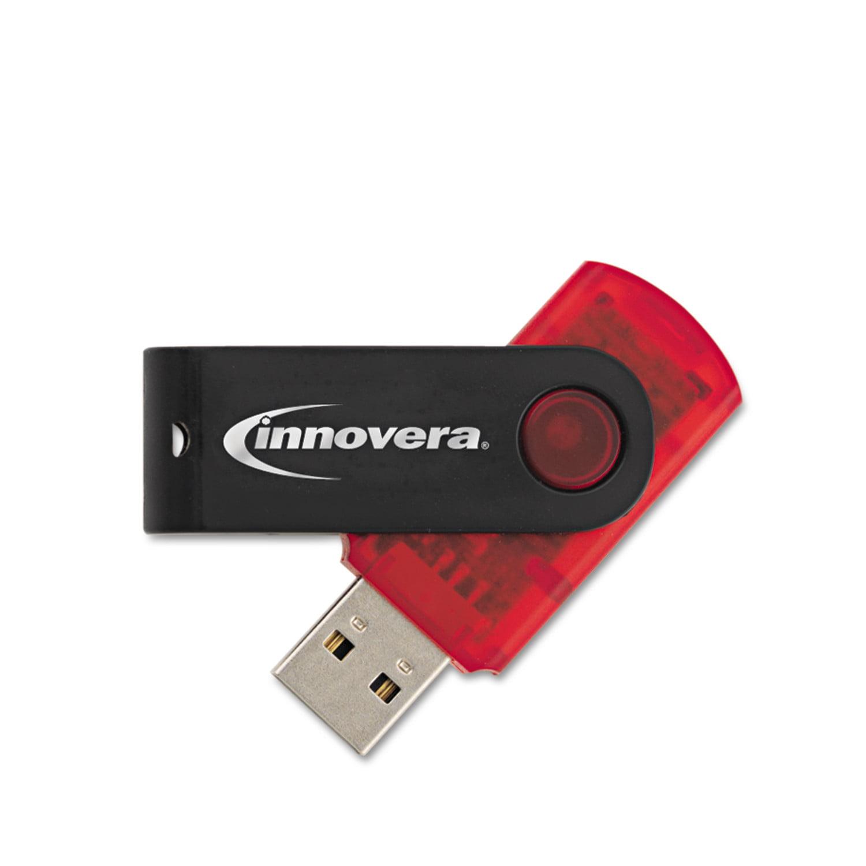 Innovera Drive,4GB USB 2.0,RD