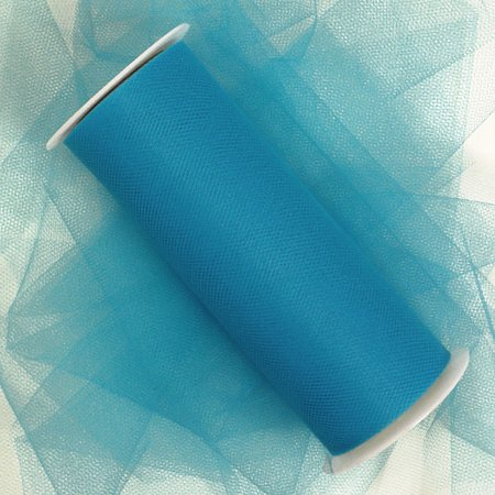 Turquoise Bulk Tulle 12