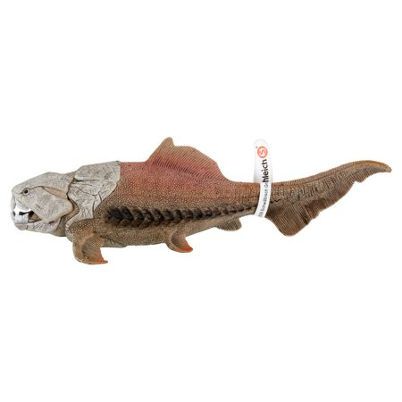 Schleich® Toys, Dunkleosteus Dinosaur Toy Figurine (Diana Figurine)