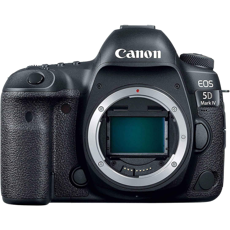 Canon EOS 5D Mark IV appareil photo reflex num?rique avec EF 24-70 mm f / 2,8L II USM Lens - Version internationale (Pas de garantie) 30PC Ensemble d'accessoires. Carte m?moire 64Go Comprend 2 + rempl - image 3 de 8