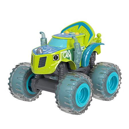 Fisher-Price Nickelodeon Blaze & the Monster Machines, Robo Zeg ()