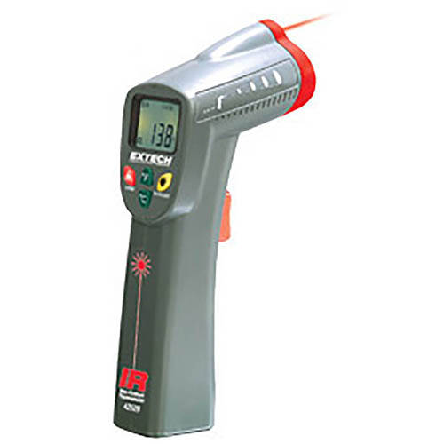 Extech 42529 IR Thermometer with Laser Pointer