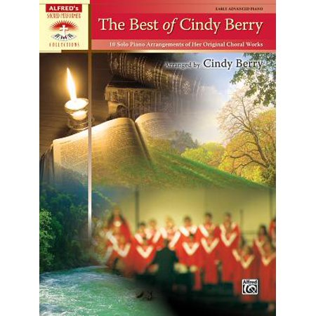 Alfred's Sacred Performer Collections: The Best of Cindy Berry