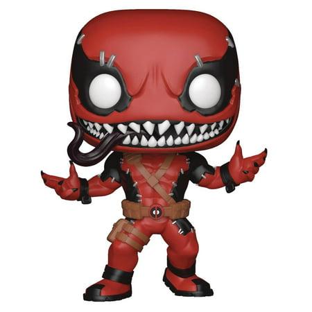 Pop Marvel Contest of Champions Venompool Vinyl Figure (Other)