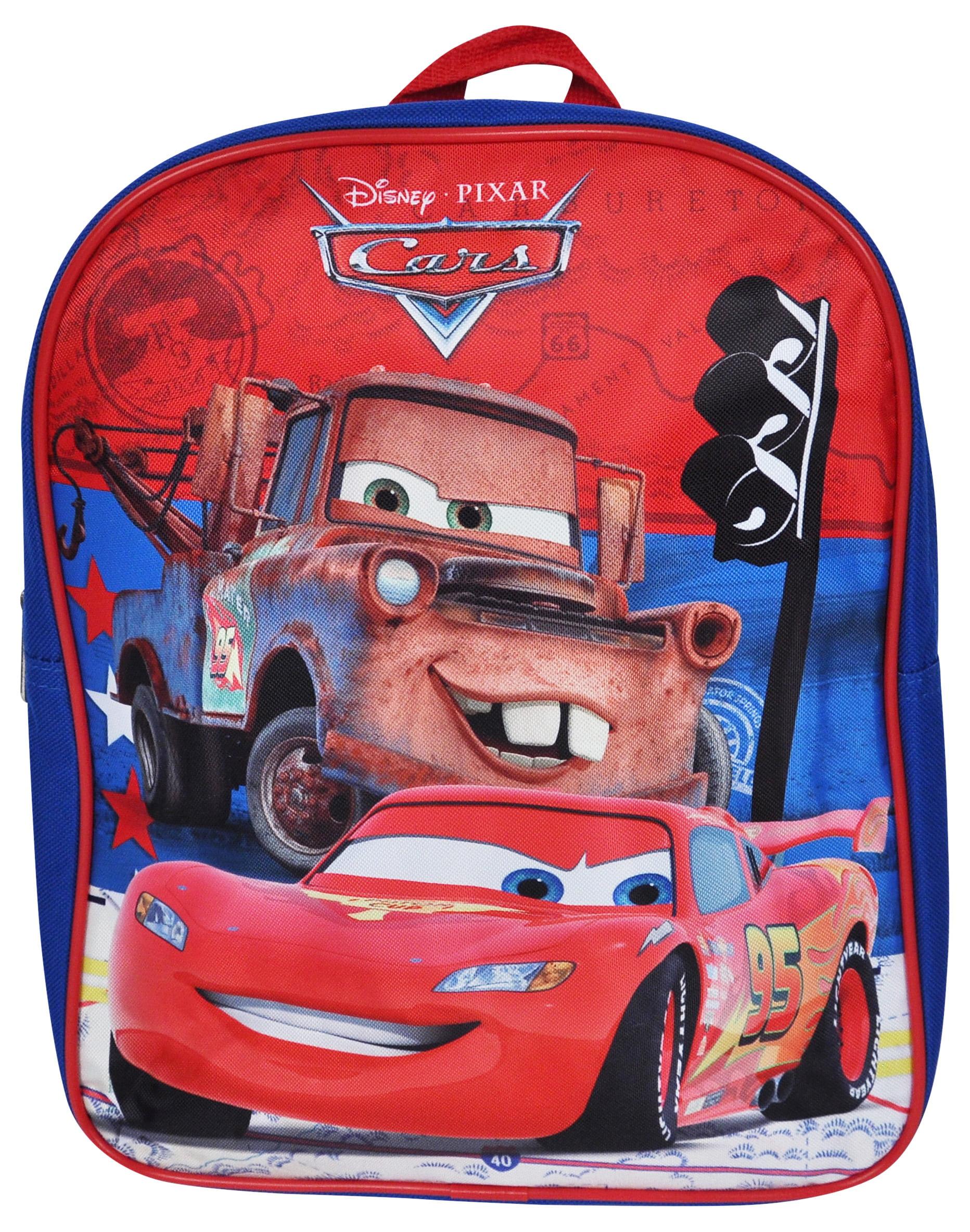 8c5216a06fe Disney - Disney Cars Lightning McQueen Mater Boys Mini Backpack 12