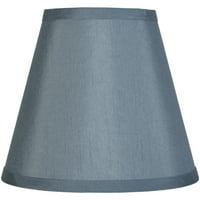Mainstays Accent Shade, Slate Blue