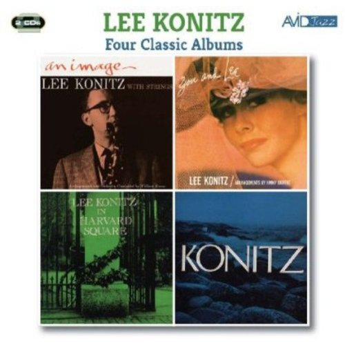 Image / You & Lee / In Harvard Square/Konitz
