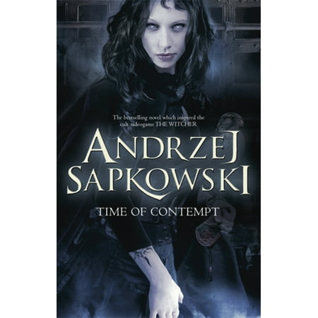 Time of Contempt (Witcher 2) (Paperback) (Witcher 2 Best Ending)