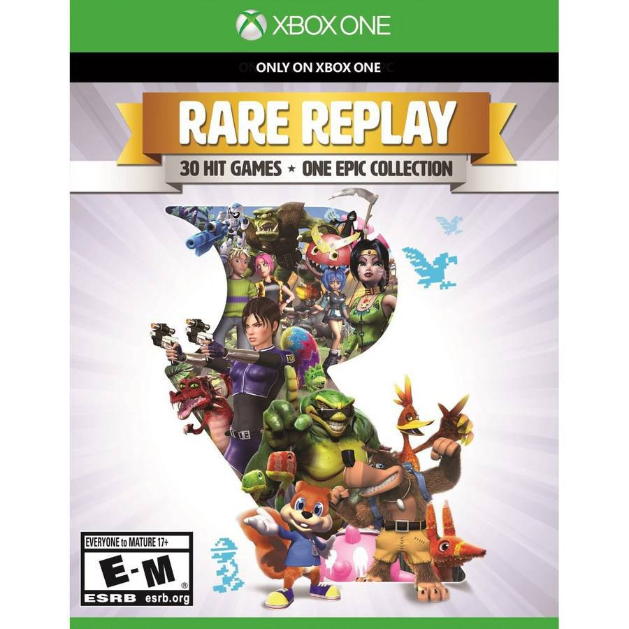 Rare Replay (Xbox One) - Pre-Owned